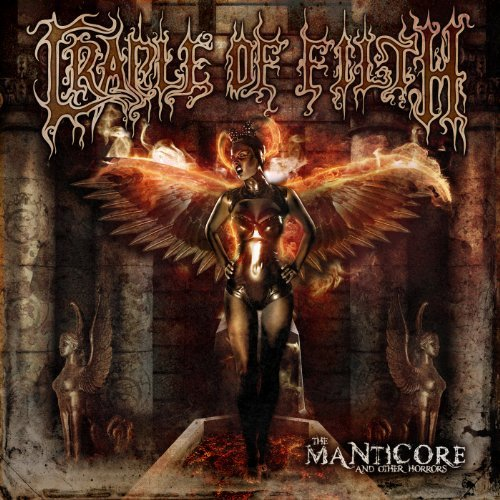The Manticore and Other Horrors by Cradle of Filth (2012-10-30)