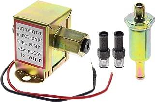 AUTOKAY Fuel Pump for MD7781 Generac Kohler Onan Yanmar Gas/Diesel Generator 4-7 PSI 12V
