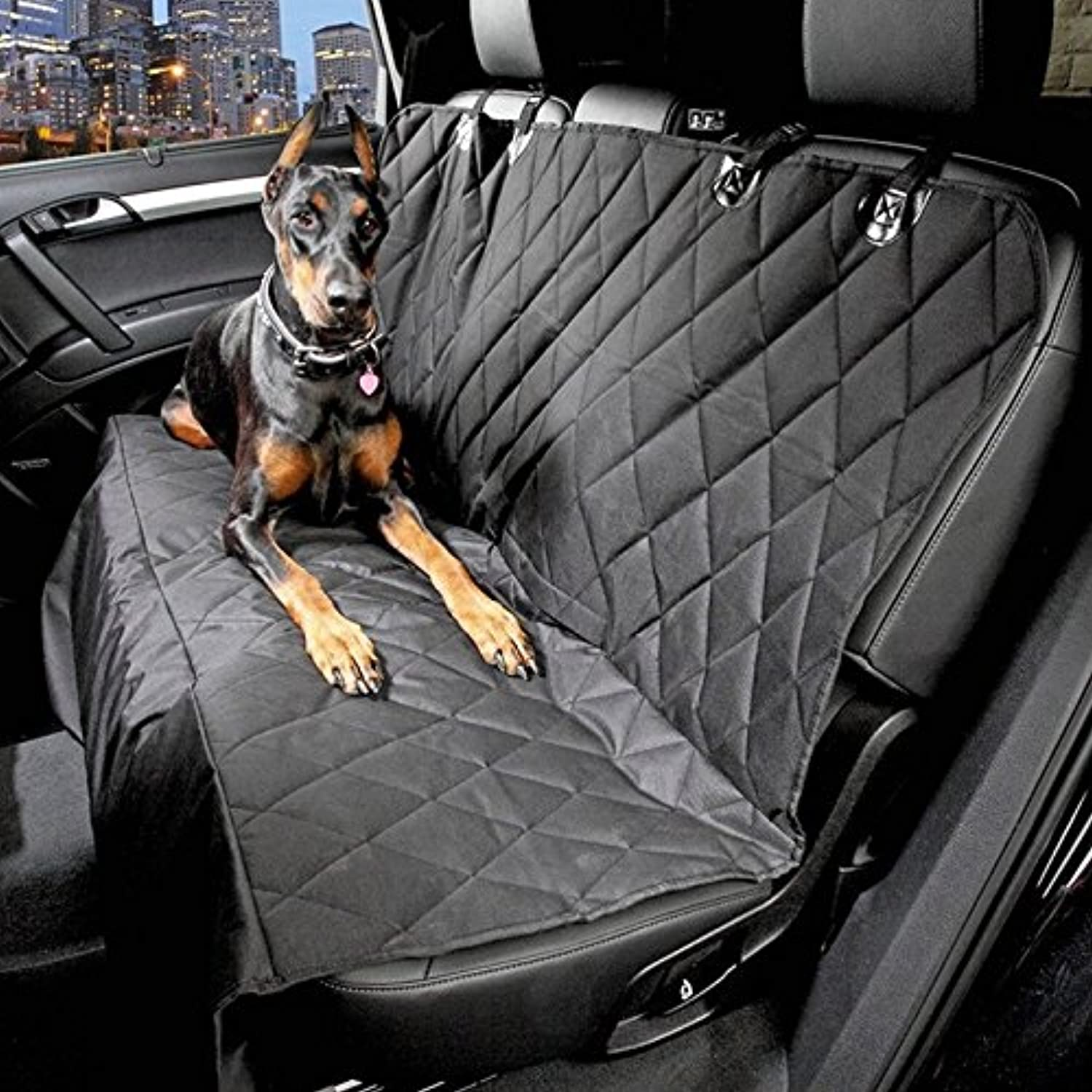 HighQuality Large Back Seat Predector  NonSlipping & Waterproof.
