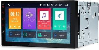 XTRONS カーナビ 2din Android10.0 搭載 7インチ 車載PC アップグレード版 カーオーディオ 4GB+32GB 8コア Bluetooth Wifi 4G GPS ミラーリング OBD2 DVR USB SD入出力 1年...