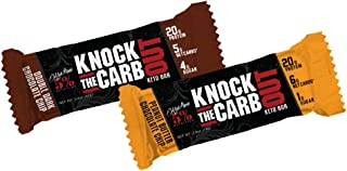 Rich Piana 5% Nutrition KTCO Bar Variety Pack (6 Count), 20g Protein