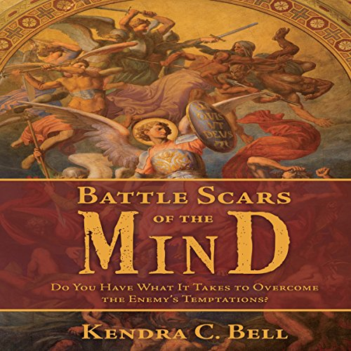 Battle Scars of the Mind audiobook cover art