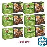 Fry's Family Vegetariano NUGGETS SABOR A POLLO (VEGANO) 380 GR Congelado Pack de 6
