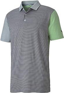 PUMA Mens Golf Men's 2020 Cloudspun Multicolor Polo