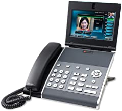 $149 » Polycom VVX 1500 Video Phone w/ Power Supply (Renewed)