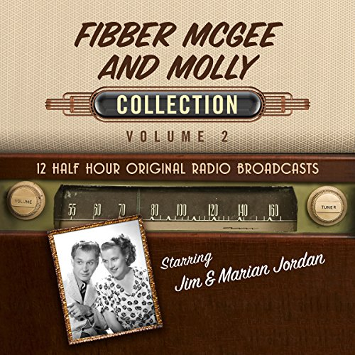 Couverture de Fibber McGee and Molly, Collection 2