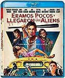 Eramos Pocos Y Llegaron Los Aliens Blu Ray [Blu-ray]