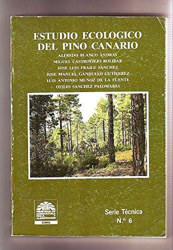 ESTUDIO ECOLOGICO DEL PINO CANARIO