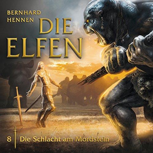 Die Schlacht am Mordstein (Die Elfen 8) Titelbild