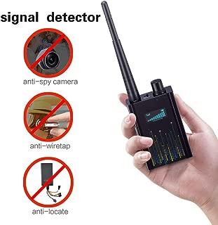 WuTian Bug Detector Camera Finder Anti Spy Wireless Signal Detector Practical Sensitive Portable Detector