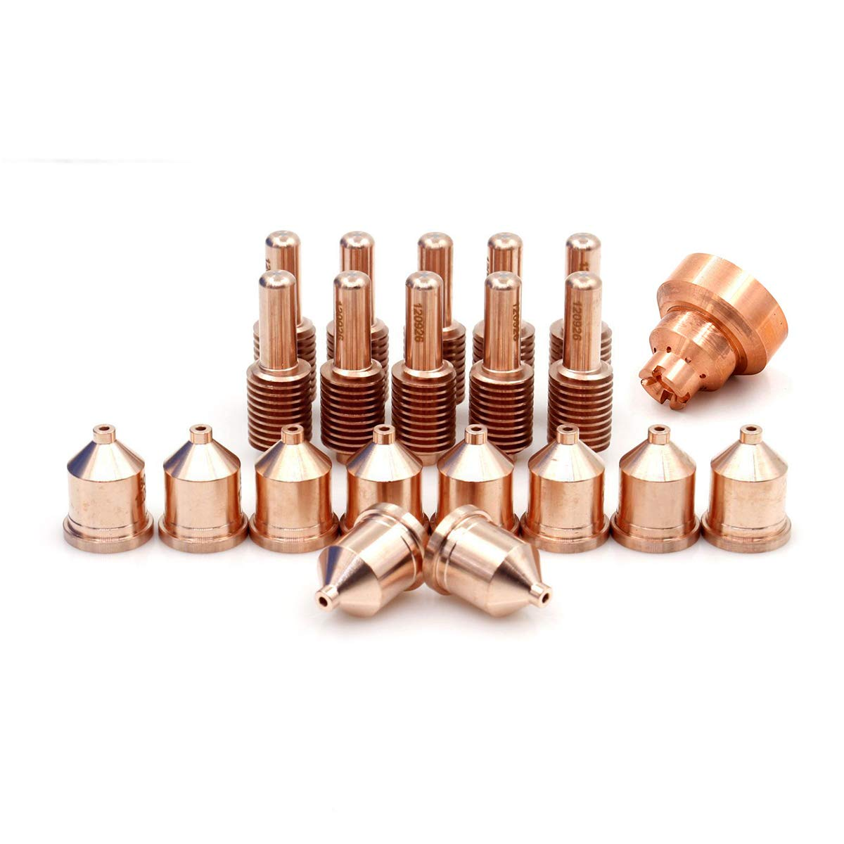 10 x Electrode 120926 + Super sale Tip Shield Cap Super beauty product restock quality top! 1 120929 120931