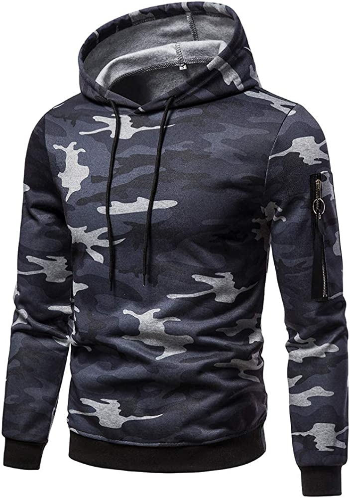 S-3XL Mens Casual Tracksuit Set Loose Fit Hoodies and Jogging Pants for Men,Jogging Suits and Sports Suit Activewear for Men