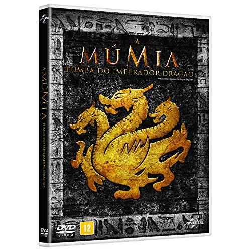 A MUMIA A TUMBA DO IMPERADOR DVD
