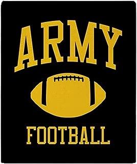 CafePress-U.S. Army Football-Soft Fleece Throw Blanket