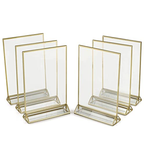 Table Number Frames For Weddings Amazoncom