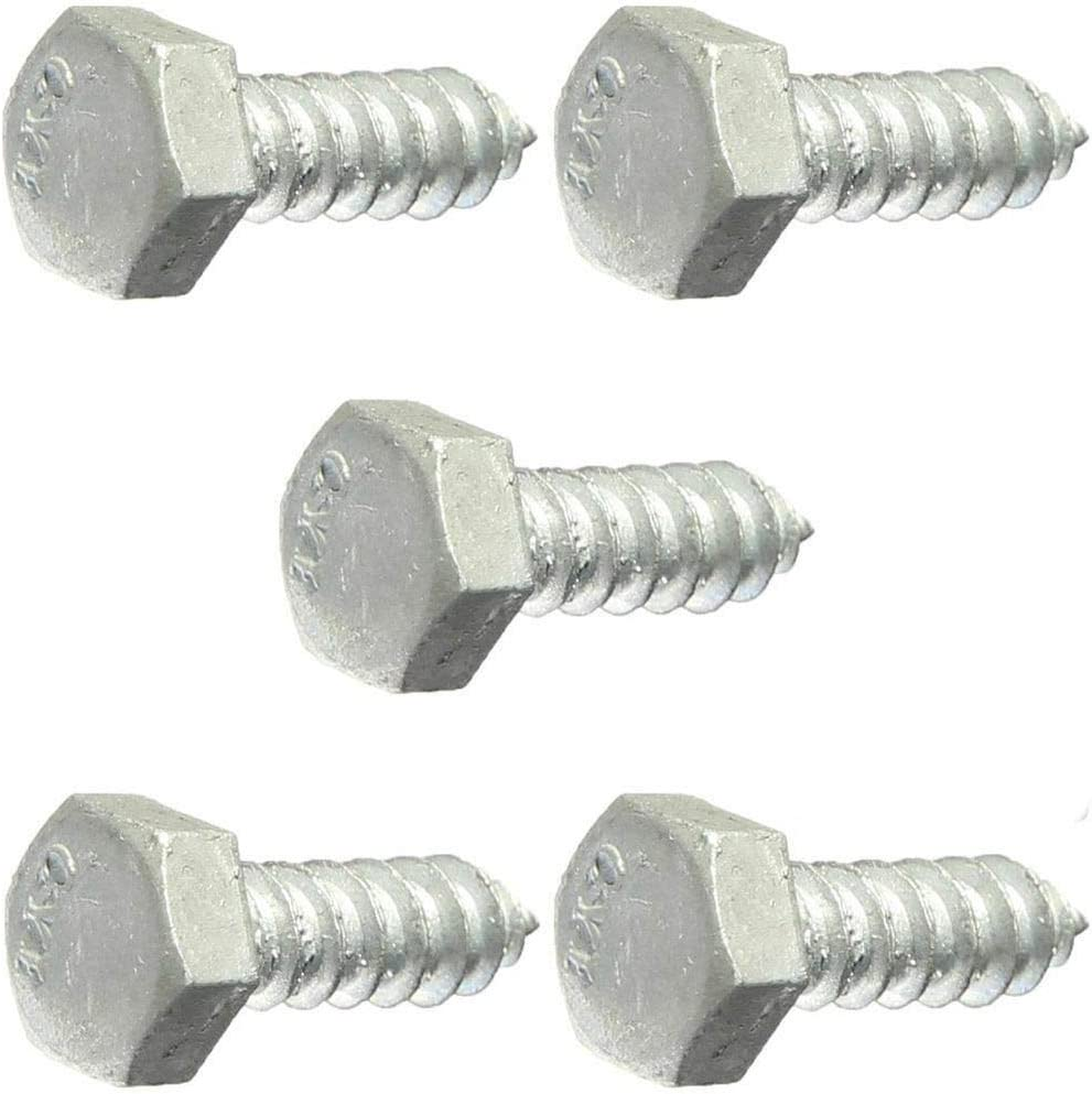 Las safety Vegas Mall Lag Bolt Screw Hot Dipped Galvanized A307 12