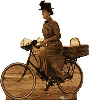 Advanced Graphics Miss Gulch on Bike Life Size Cardboard Cutout Standup - The Wizard of Oz 75th Anniversary (1939 Film)