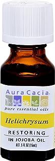 Aura Cacia Helichrysym in Jojoba Oil - 0.5 fl oz