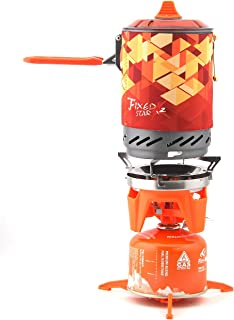 Fire-maple X2 X 3 Personal Cooking System Outdoor Hiking Camping Equipment Oven Portable Gas Stove Burner 1500W 0.8L 600g