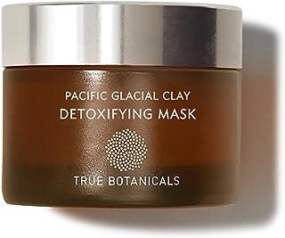 True Botanicals - Natural Pacific Glacial Clay Detoxifying Mask | Clean, Non-Toxic, Natural Skincare (1 fl oz | 30 ml)