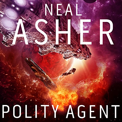 Polity Agent: Agent Cormac, Book 4