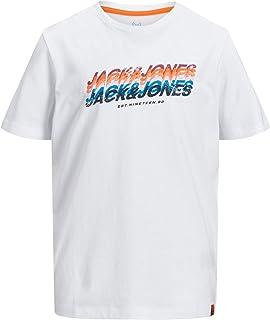 Jack & Jones Junior Jortyler tee SS Crew Neck Jr Camiseta para Niños
