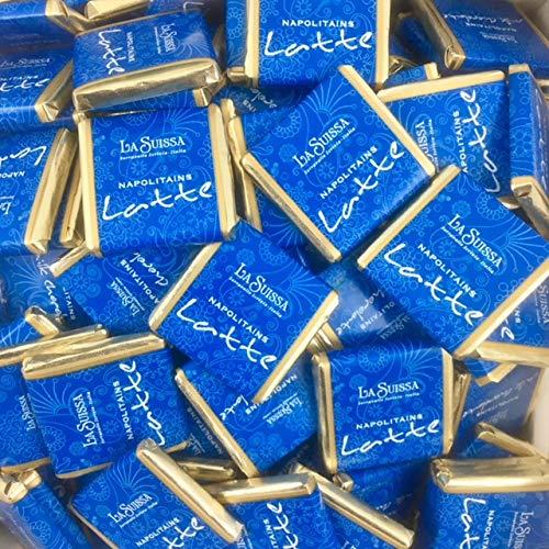 Cioccolatini al Latte Napolitains La Suissa Kg 1 - Cioccolatini di Cortesia Senza Glutine