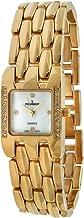 Peugeot Women's Wrist Watch with Swarovski Crystal & Adjustable Bracelet
