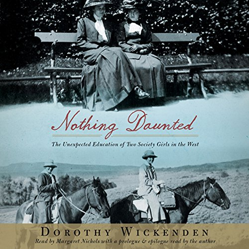 Nothing Daunted audiobook cover art