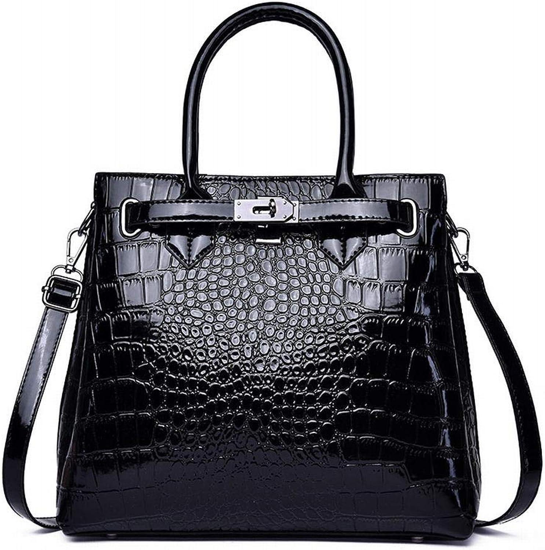 MAGAI MAGAI MAGAI Damenhandtaschen, Businessmode, Umhängetasche, diagonale Umhängetasche (Farbe   schwarz) B07PBWC31C  Moderate Kosten fa40f1