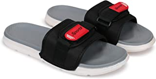 Bersache Grey Fashion Perfect Washable Slipper, Slides Walking Flip-Flop Slipper for KidsORIWFSH-1684