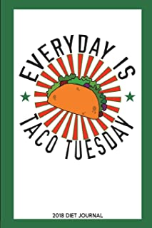 2018 Diet Journal: Everyday Is Taco Tuesday