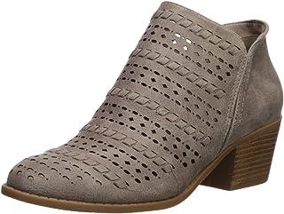Fergalicious Women's Bandit Ankle Boot, doe, 10 M US