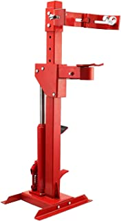 Happybuy Strut Spring Compressor Hydraulic Tool 2.5 Ton Auto Valve Spring Compressor 14Inch Coil Spring Compressor Set (2.5 Ton)