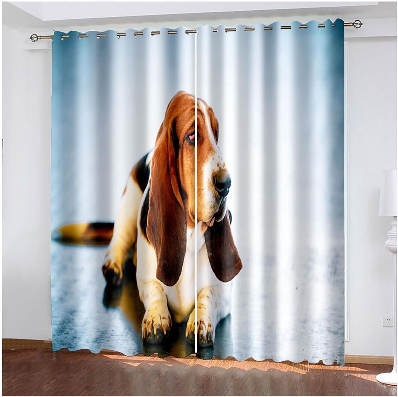 Daesar Curtains for Livingroom mart Blackout Max 63% OFF Panel 2 Bedroo