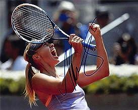 ◆直筆サイン ◆マリア シャラポワ ◆Maria Sharapova ●全仏 優勝 (2012・2014) ●ロンドンオリンピック 銀メダリスト (2012) ●全豪 優勝 (2008) ●全英 優勝 (2004) ●全米 優勝 (2006)