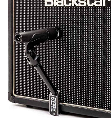 AmpClamp USA 'WT-Pro2 CC (Black or Color) NEW Microphone Guitar Mic Mount Grabber