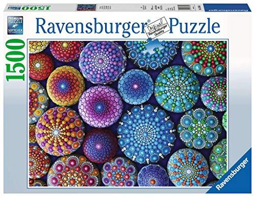 Ravensburger Puzzle 1500 Pezzi, Ricci di Mare, Jigsaw Puzzle per Adulti, Puzzle Ravensburger - Stampa di Alta Qualità
