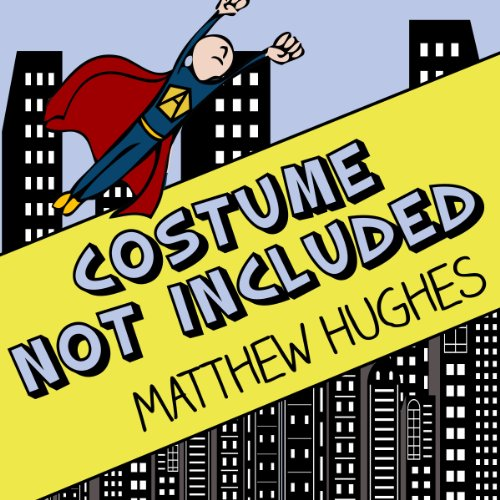 Costume Not Included audiobook cover art