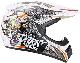 $47 » Akabsh ABS Motobiker Helmet Classic Bicycle MTB DH RacingMotocross Downhill Bike Helmet Cycle Helmet, Mountain & Road Bicy...