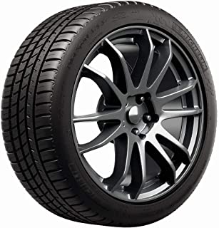Michelin Pilot Sport A/S 3+ All Season Performance Radial Tire-255/45ZR20 101Y
