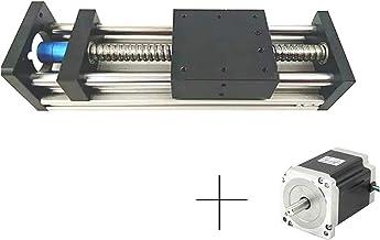 Supports dExtr/émit/é BK// BF12 1 pcs Coupleur pour Imprimante 3D longueur Approx 19.7 inch// 500mm Vis /à Billes CNC pi/èces SFU1604 RM1604 500mm Diam 16mm avec /ÉCROULogement D/écrou