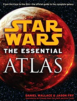 Star Wars  The Essential Atlas