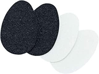 Sole Essentials unisex-adult Non-Skid Shoe Pads, Adds Traction to Bottom of Shoe, Helps Prevent Slips Shoe Care Product