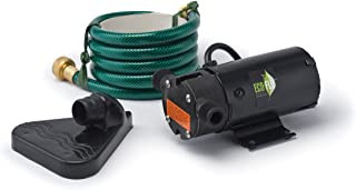 ECO-FLO Products PUP61 Portable Electric Water Transfer Pump Kit, 1/12 HP, 360 GPH