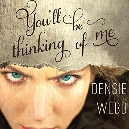 You'll Be Thinking of Me audiobook cover art