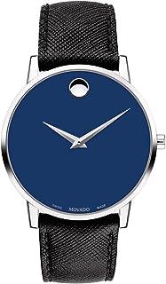 Movado - Museum Classic Reloj de Hombre Cuarzo Suizo 40mm 0607197