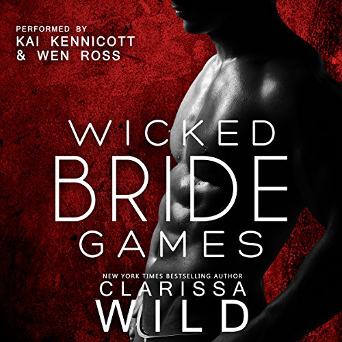 Wicked Bride Games audiobook cover art