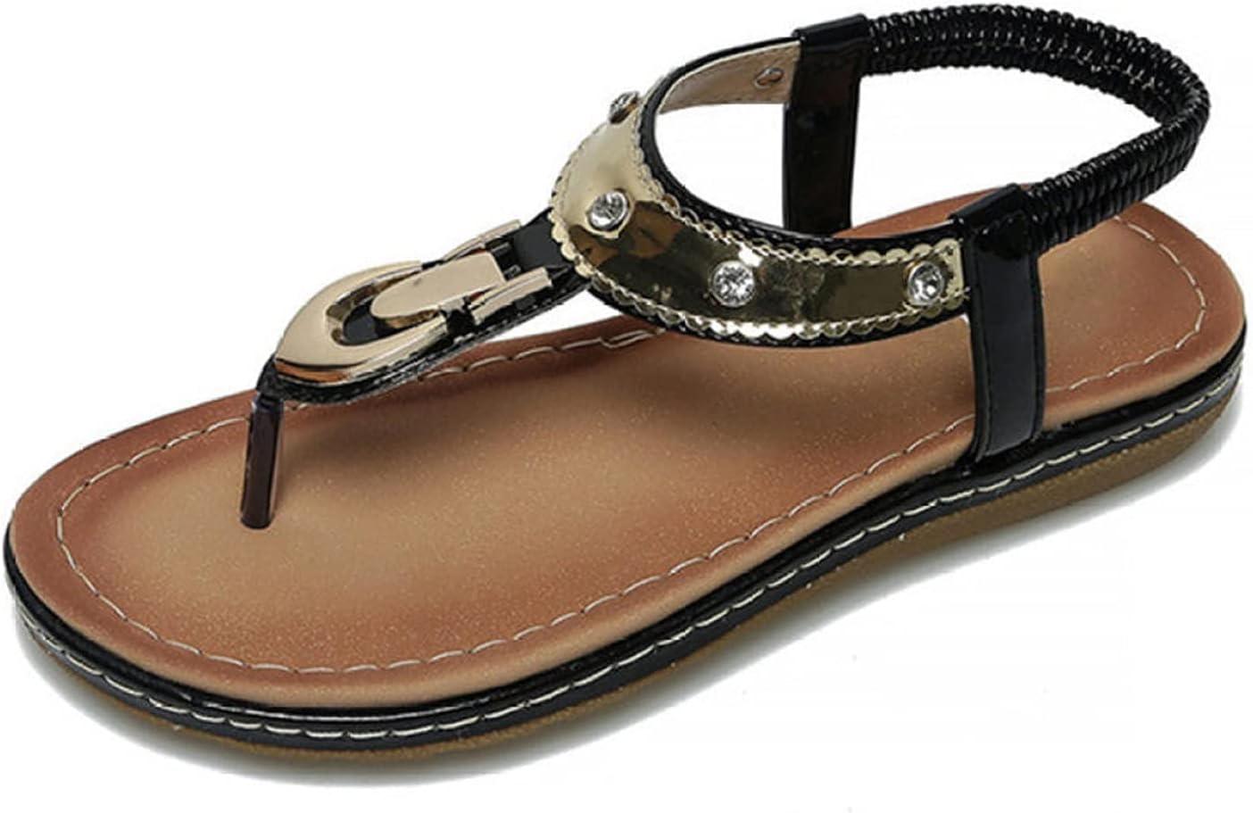 LIYDENG Sandals Ladies Japan's shopping largest assortment Summer Series Ladie Slippers Flat