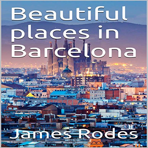 Beautiful Places in Barcelona cover art